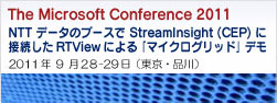 The Microsoft Conference 2011